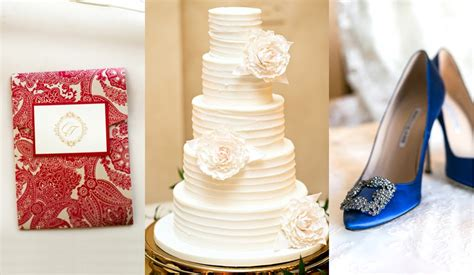 just a little red white blue inspiration for your 4th of july week wedding ideas red white blue color palettes inside
