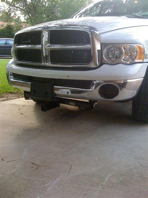 dodge ram front hitch best front mount hitch receiver dodge diesel diesel