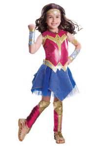 Batman Women Halloween Costume Deluxe Child Dawn Justice Woman Costume
