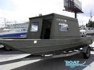Jon Boat With Cabin by 20 Alumaweld Louisiana Sportsman Classifieds La