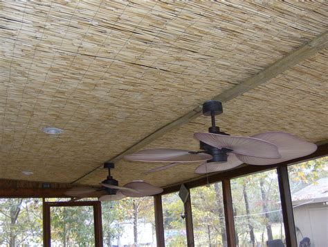 looking for cheap ideas to finish a garage ceiling for my