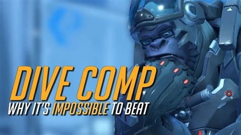 dive comp dive comp why it s impossible to beat overwatch