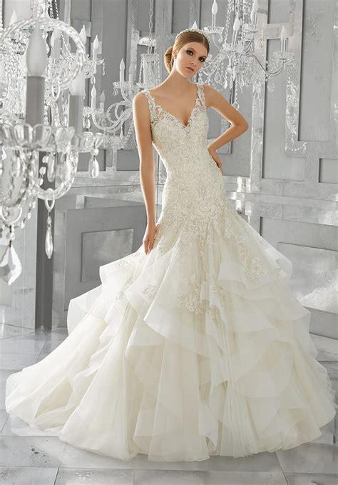 A Wedding Dress by Mattea Wedding Dress Style 8195 Morilee