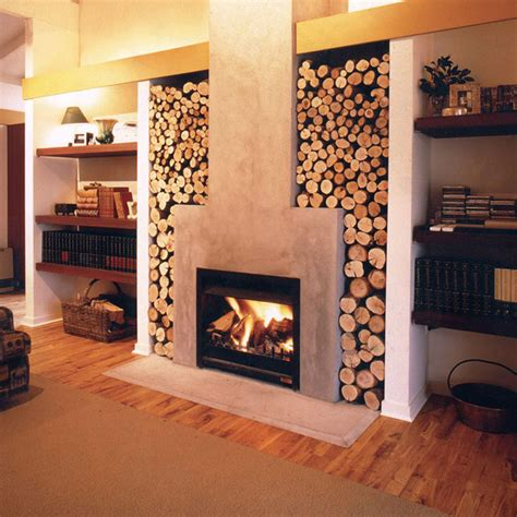 real fireplaces real fireplaces baskets in the wall