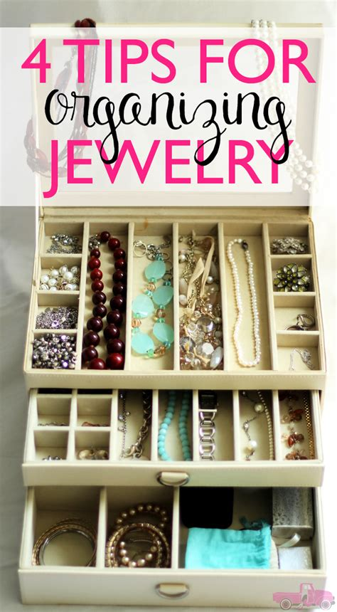 jewelry tips 4 tips for organizing jewelry bradford