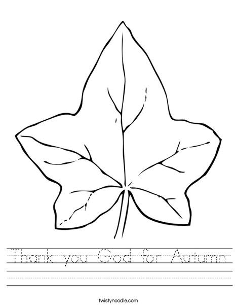 thank you god for autumn coloring page thank you god for autumn worksheet twisty noodle