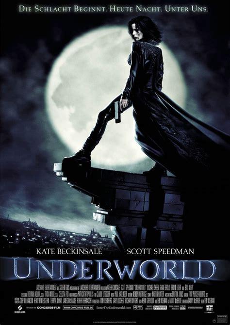 Underworld Film Poster | underworld posters 1