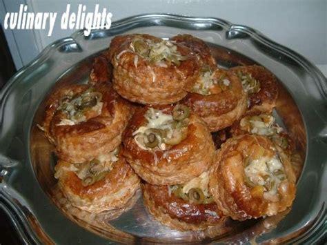 cuisine traditionnelle alg駻ienne vol au vents a l algerienne culinary delights
