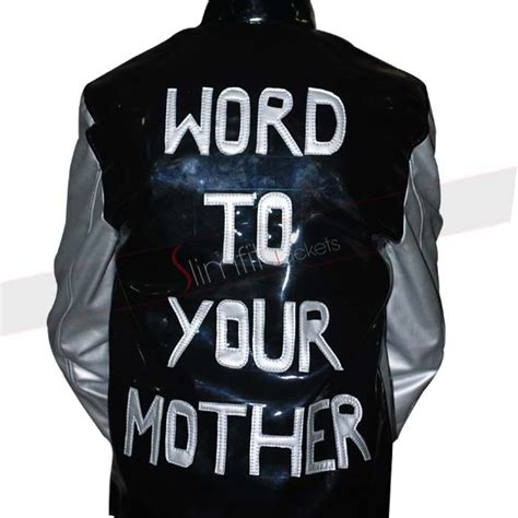 Slim Fit Vanilla 324gr cool as vanilla johnny black biker jacket