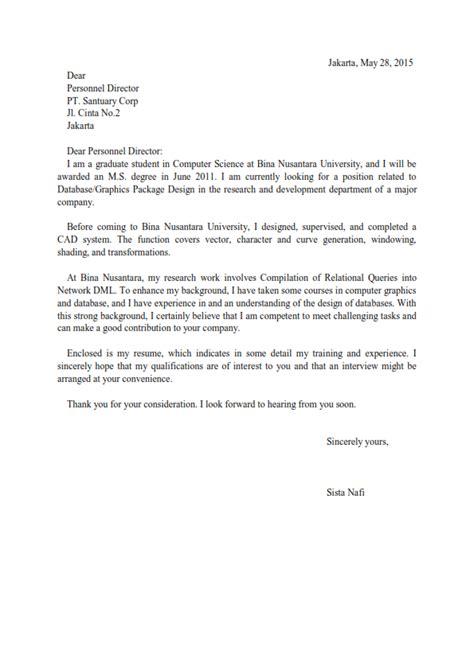 contoh surat lamaran kerja ke puskesmas wisata dan info sumbar