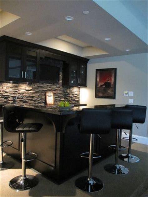 contemporary basement bar design pictures remodel decor
