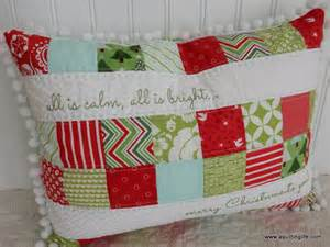 quilted pillows a quilting a quilt