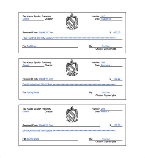 word document receipt template how community social worker sample