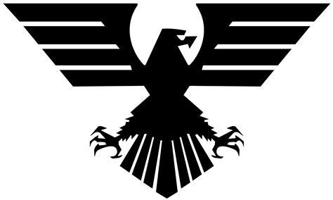 download png image eagle black logo png image free