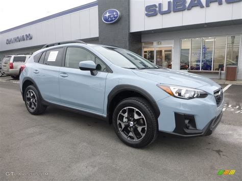 subaru crosstrek grey cool grey khaki 2018 crosstrek best cars for 2018