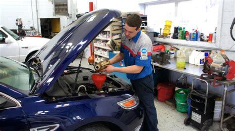 oil change service certified auto repair