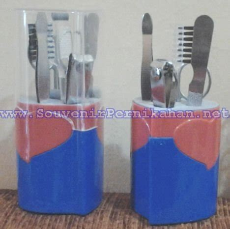 Manicure Set Souvenir souvenir manicure set padicure set bentuk