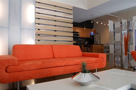 Orange Sofa Decorating Ideas by Stunning Orange Sofa Decorating Ideas Irastar