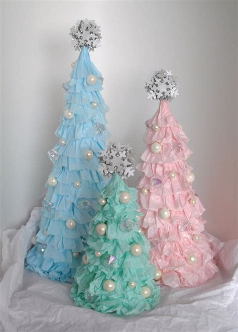 christmas decoration ideas pastel colors for the festive