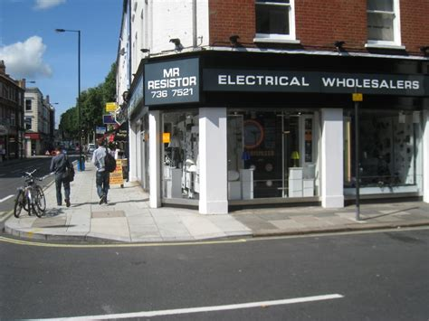 mr resistor fulham road what other interesting names could we for companies