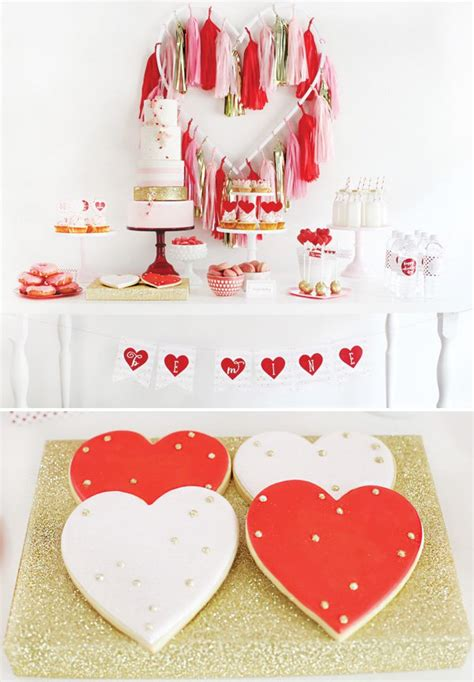 valentines day table 15 gorgeous s day dessert tables pretty my
