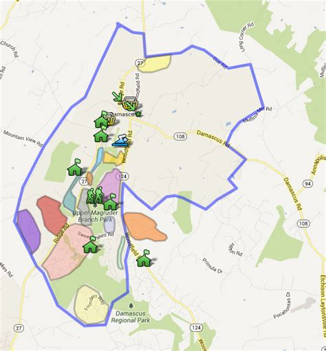 Montgomery County Md Real Property Records Damascus Neighborhoods Montgomery County Md Real Estate