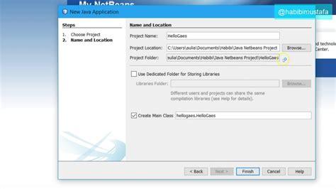 Tutorial Java Netbeans Untuk Pemula | tutorial dasar pemrograman java netbeans untuk pemula