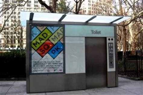 public bathrooms in nyc cadman plaza to get self cleaning public bathroom with