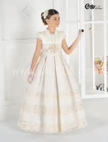 Baunda vestido de comunion carmy deluxe 2016 gorame en madrid