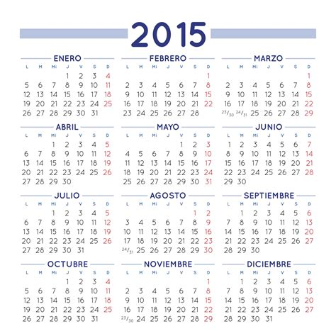 calendario oficial 2015 argentina imprimible search