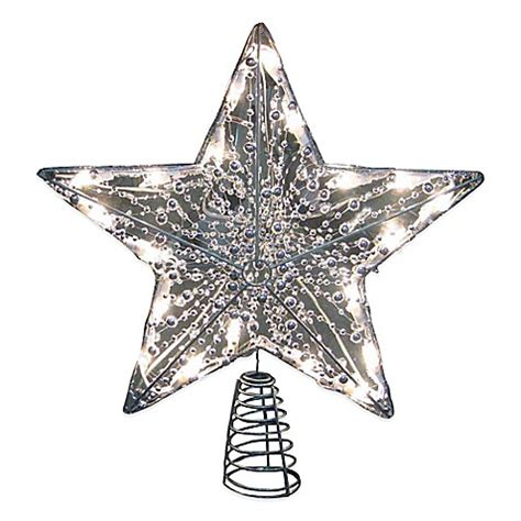 buy kurt adler 20 mini light 16 inch star tree topper from