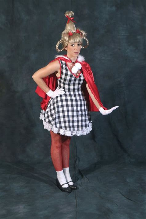 diy halloween costumes cindy lou  costume diy