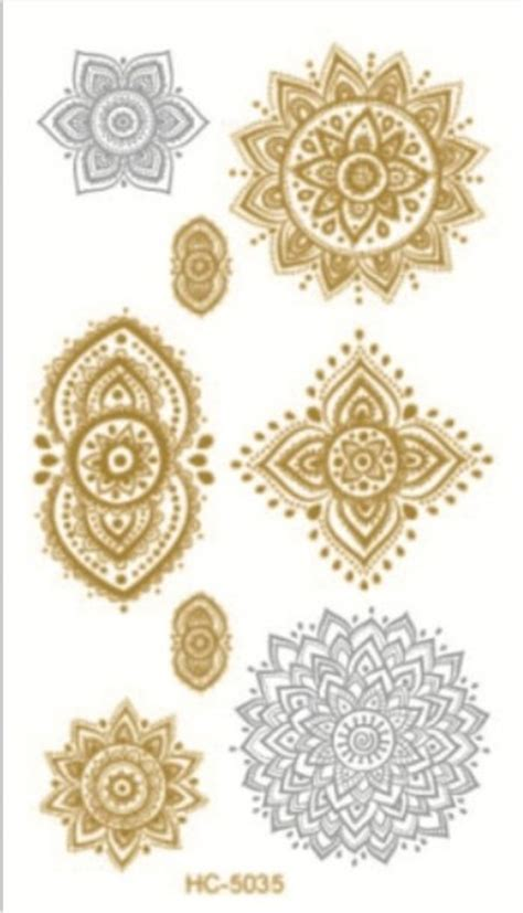 gold pattern tattoo collection of 25 gold tattoo