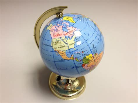 Small Desk Globes Small World Globe Pen Holder And Pencil Sharpener Desk