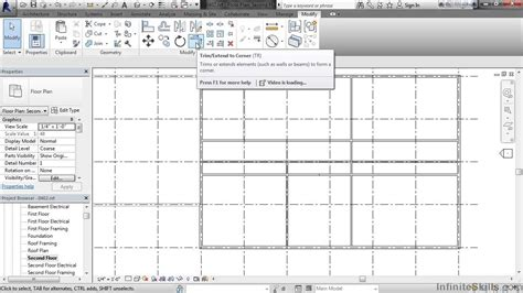 revit tutorial building a house how to create a second floor plan in revit thefloors co