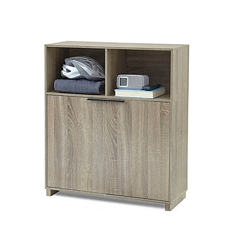 bed bath and beyond bookshelf 3 shelf bookcase with door bed bath beyond