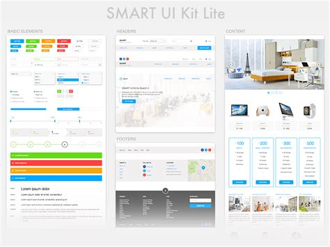 smart home app design kit for sketch freebiesui smart ui kit lite sketch freebie download free resource