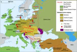 World War 1 Maps by 40 Maps That Explain World War I Vox Com