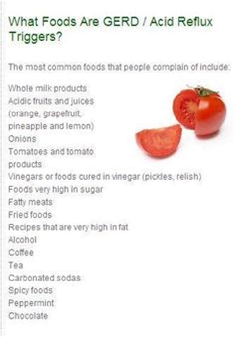 Can Detoxing Cause Refulx by How Is Adhd Diagnosed Reflux Diet And Weekly Menu