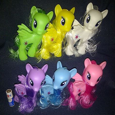 Kuda Pony figure fig my pony kuda poni lucu land