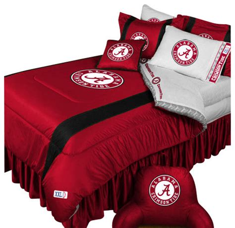 football comforter sets ncaa alabama crimson tide bedding set college football bed