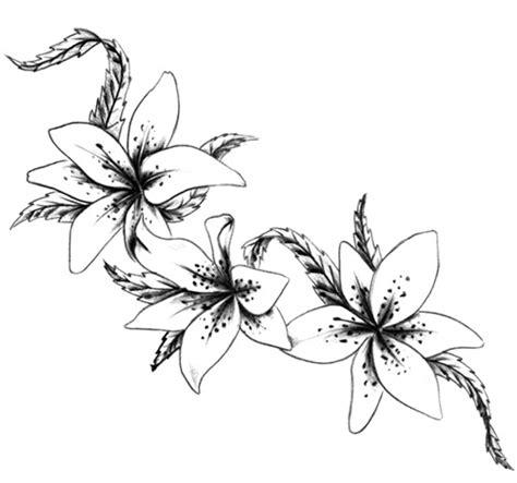 disegni fiori tatuaggi fiori gallery disegni