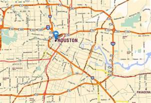 us map houston houston map
