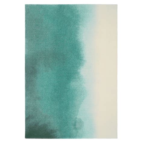 teal grey rug buy bluebellgray teal paintbox rug 200x280cm amara