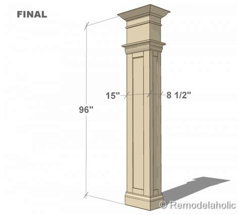 Corner House Floor Plans by Free Interior Column Plans