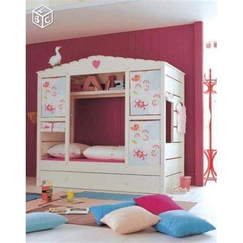 chambre enfant fly lit cabane fly table de lit