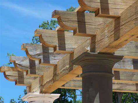 pergola beams for sale wood processing beams pergolas trusses lumber