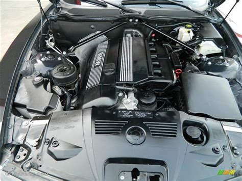how do cars engines work 2005 bmw z4 security system 2004 bmw z4 3 0i roadster 3 0 liter dohc 24 valve inline 6 cylinder engine photo 58246399