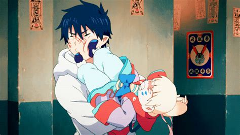 blue exorcist film deutsch gif my edit ane ao no exorcist blue exorcist okumura rin