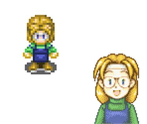Gantungan Kunci Harvest Moon Karakter Zack boy advance harvest moon more friends of mineral town the spriters resource